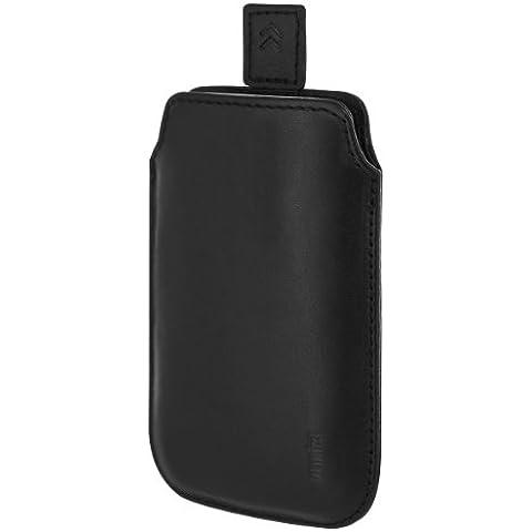Artwizz - Funda de cuero para iPod Touch 4G, color negro