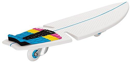 Preisvergleich Produktbild Razor Skateboard Rip Surf, Weiß/CMYK, 0845423016326