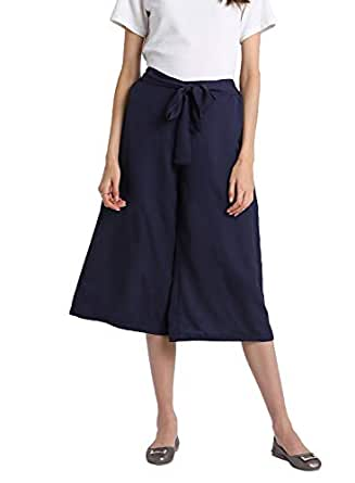 BESIVA Women's Relaxed Fit Pants