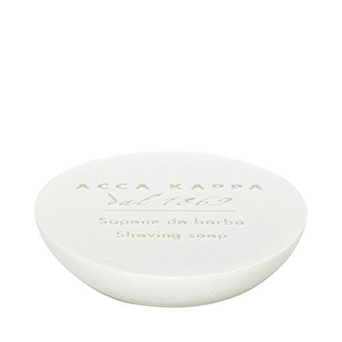 Acca Kappa 1869 Rasierseife Nachfüller 150 g Mandelrasierseife (Hand Feuchtigkeitsspendende Shea-butter Soap)