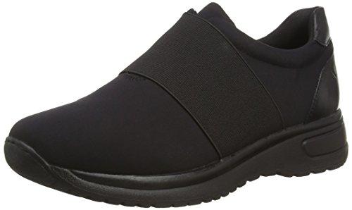 Vagabond Nikina Damen Sneakers Schwarz (20 Black)