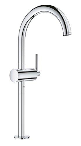 GROHE Atrio, Badarmatur - Einhand-Waschtischbatterie, DN 15 XL-Size, chrom, 32647003