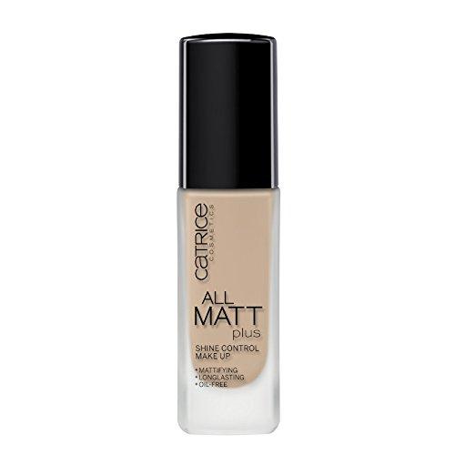 Catrice All Matt Plus Shine Control Make-up Nude Beige 020 1er Pack(1 x 200 grams)