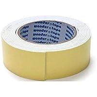 WONDER Double Side Foam Tape 2 inch Width,48mmX5 Mtr Set of 2