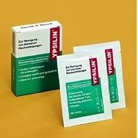 8er Pack Ypsilin Wundreinigungstücher (je Pack = 5 Stück) preisvergleich bei billige-tabletten.eu