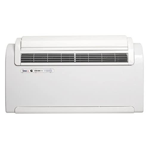 31moPzNO1BL. SS500  - OLIMPIA 01494 Unico Smart 12HP 9000 BTU Wall Mounted Air Conditioner and Heat Pump Without Outdoor Unit for Rooms up to 30 sqm, 230 V, White