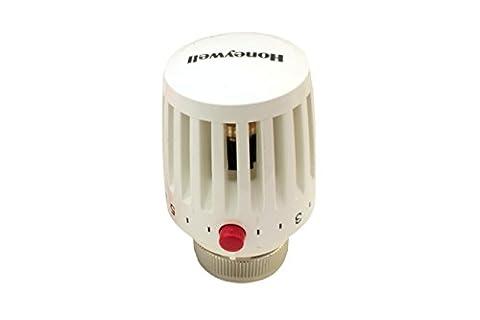 Honeywell Braukmann Thera 100 mit Nullstellung, Thermostatkopf, T1002B3W0