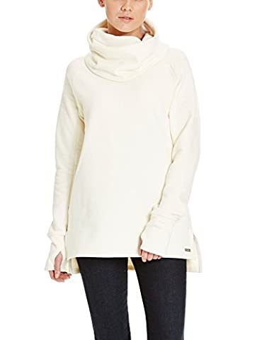 Bench Damen Pullover BEND, Gr. X-Small, Elfenbein (Cream CR018)