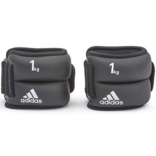 Adidas pesi per caviglia/polso - 1 kg
