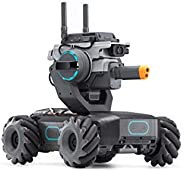 DJI CP.RM.00000103.02 RoboMaster S1 Educational Robot, Black