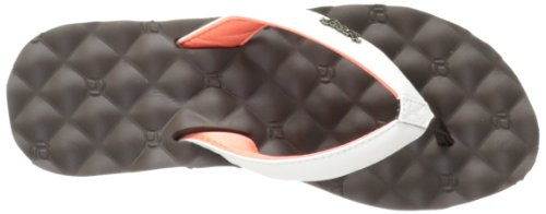 Reef DREAMS pour femme - Brown/White/Coral