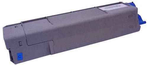 Toner kompatibel für OKI C5600 Cyan