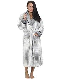 CityComfort Damen Morgenmantel Pinguin Eule Damen Kleider Plüsch Robe Neuheit Tier Kapuze Super Soft Touch Fleece Mit Kapuze Bademäntel für Sie!