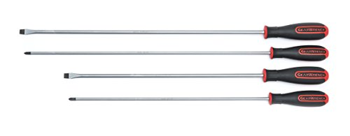 KD Tool 4PC Lange Kombination Schraubendreher Set (Langen Schraubendreher Gearwrench)