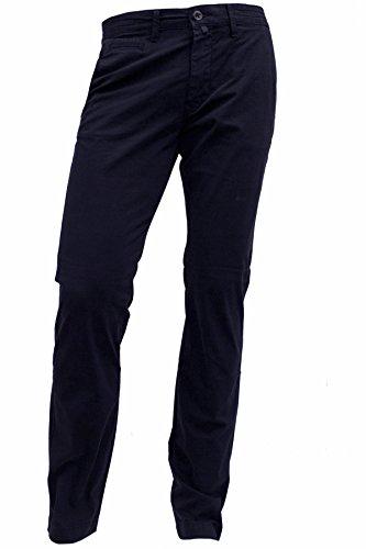 Pierre Cardin Herren Loose Fit Jeans Chino 3374-1 Navy