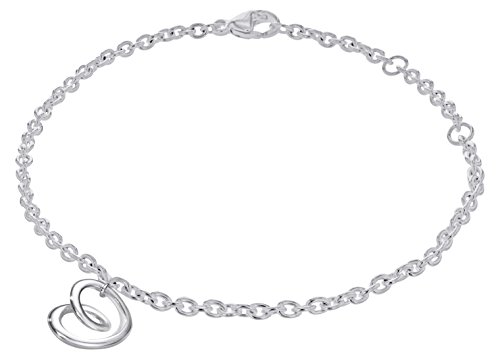 georg-jensen-sterling-silver-modern-heart-charm-bracelet-of-length-175cm