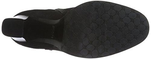 Joop! Viola Ankle Boot II Suede, Bottes Courtes femme Noir - Noir (900)