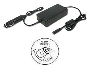 12V-13,5V (Input). 18V-20V (Output) 120W Batterie de remplacement Laptop DC Adaptateur pour APPLE PowerBook M8758, M8760, M8793, M8858, M8859