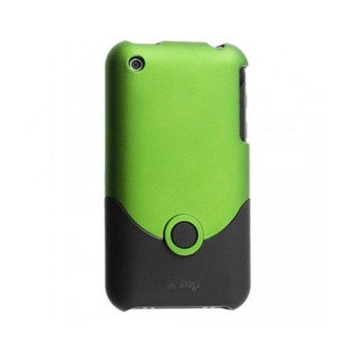 iFrogz Luxe Case für Apple iPhone 4/4S, Grün/Schwarz Ifrogz Luxe Case