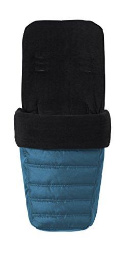baby jogger, Sacco termico per passeggino, fino a 2 anni, Blu/Nero (Sarcelle)