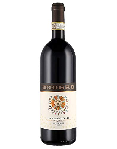 Barbera d'Asti Superiore Nizza DOCG Oddero 2015 0,75 L