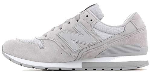 New Balance Unisex-Erwachsene MRL996-LK-D Sneaker, grau, 44 EU