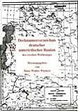 Decknamenverzeichnis deutscher unterirdischer Bauten des zweiten Weltkrieges