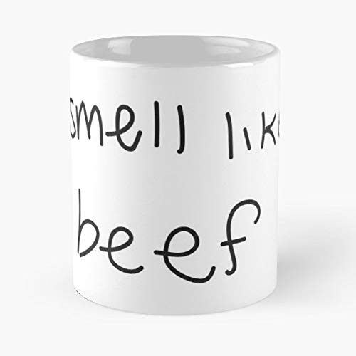 Vine I Smell Like B Best Gift Ceramic Coffee Mugs - Vine New Best Funny