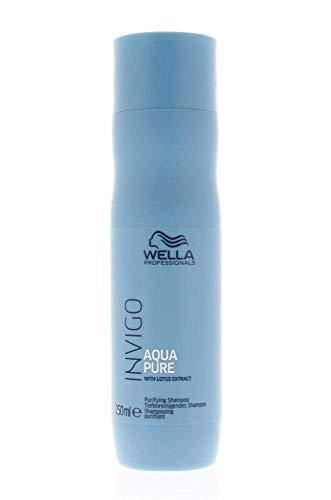 Wella Professionals Invigo Balance Aqua Pure Purifying Shampoo, 250 ml - Purifying Shampoo
