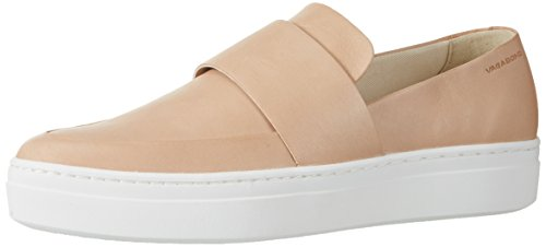 Vagabond Damen Camille Sneakers, Beige (Bisquit), 41 EU