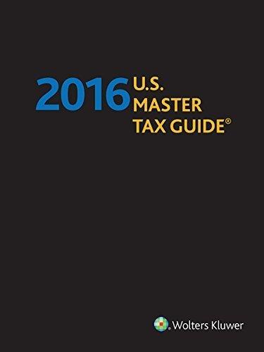 U.S. Master Tax Guide 2016 (2015-11-30)