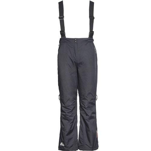 Cox Swain Damen 2-Lagen Ski- / Snowboard Funktionshose Altitude LTD - mit RECCO Lawinenreflector, Colour: Black, Size: XL