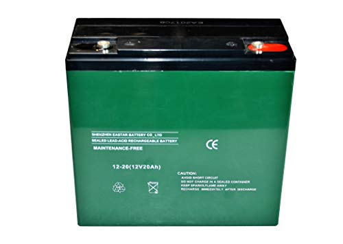 12 Volt 20 AH Akku 6-DZM-20 Shenzhen Battery Elektro Scooter Battery Roller Battery Eco Engel