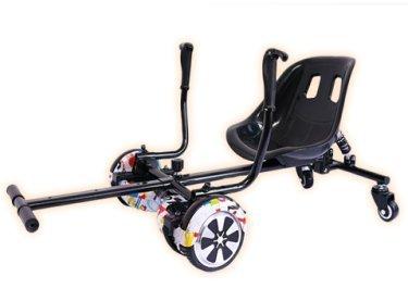Driftkart/Hoverkart-Zusatzgerät für Hoverboard-Elektroscooter