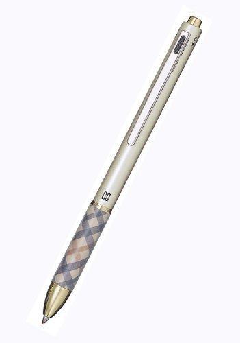 daks-dax-breeze-3-2-color-ballpoint-pen-mechanical-pencil-gold-66-1224-279-japan-import-by-sailors