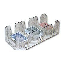 Revolving Playing Card Tray/Holder 1 to 9 Decks by CHH