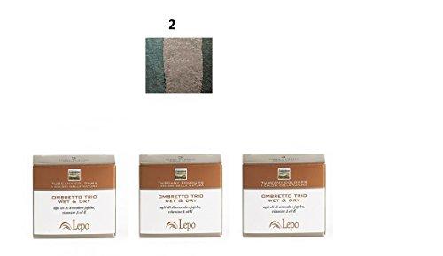 lepo-3-confezioni-di-ombretto-trio-wet-dry-tuscany-n2-prati-di-toscana-verde