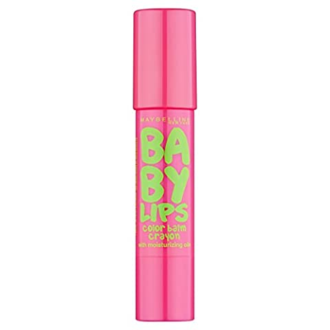 Maybelline Baby Lips Color Crayon 15 Strawberry Pop