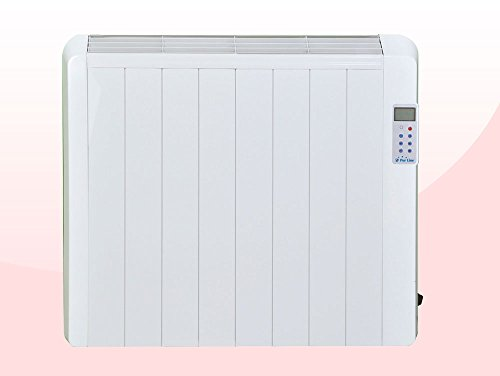 Dis 1200, radiateur à chaleur douce programmable ultra plat 5,5 Cm