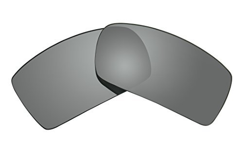 BVANQ Polarized Replacement Lenses for Oakley Gascan Sunglasses Gray by BVANQ