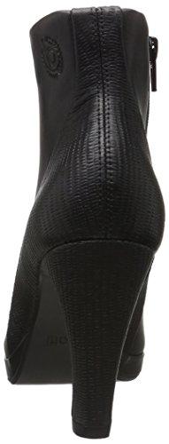 Bugatti V79331, Bottes Classiques Femme Noir (Schwarz 100)