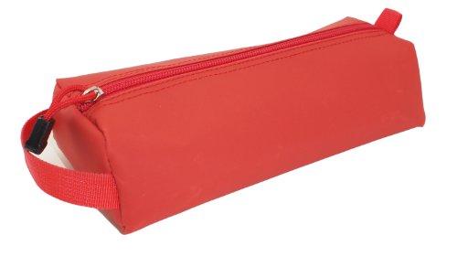 Rough Enough® Tarpuline gommata multiuso Heavy Duty Small Tool Pouch Holder 24 X 12 X 5 cm FUSHIA Red