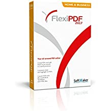 FlexiPDF Home and Business 2017 for Windows (PC)