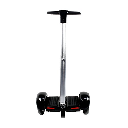 QDGlobal A10 - Segway, color negro
