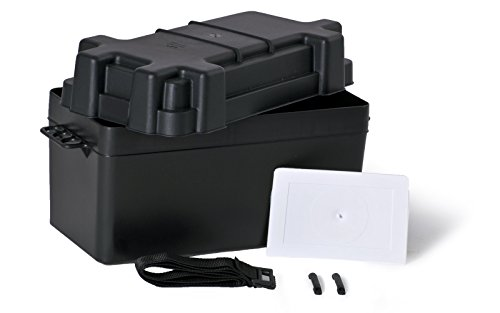Batteriebox bis 120 Ah 404 x 201 x 255 mm