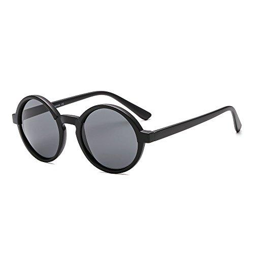 Suertree kleine Runde Sonnenbrille Klassische UV400 Unisex Shades niedliche Mode Brille JH9006