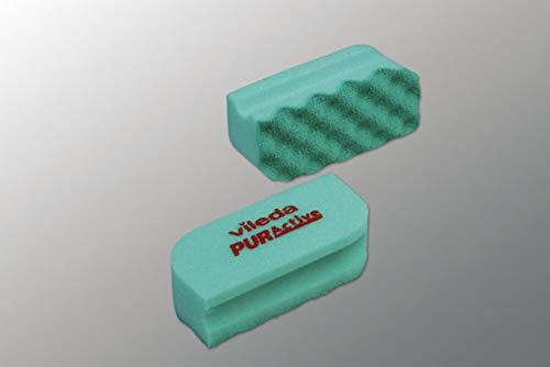 Preisvergleich Produktbild vileda Reinigungsschwamm PUR Active,  mit Scheuervlies