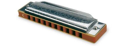 Suzuki 1072-g SU-Standard 10Loch Diatonische Mundharmonika, Key of G