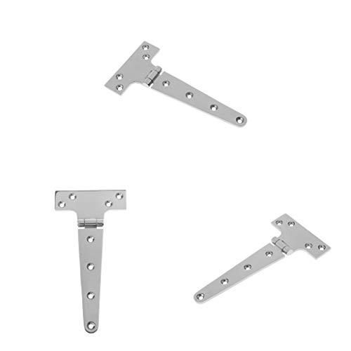 Homyl 3 Stücke T Scharnier Türscharnier Türband Fens… | 00749725371704