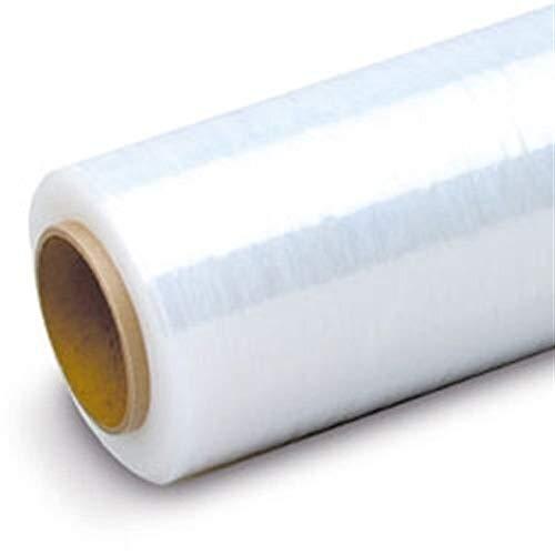 YXNN Stretch Wrap Industrielle Stärke 45cm / 50cm 20 Microns Kunststoff Schrumpffolien-Film, Verpackung & MovingSupplies, Paletten, Möbel, Kisten (Size : 50cmx300m)